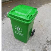 Thùng rác công cộng 100 lít giá rẻ