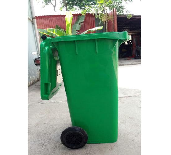 Mua thùng rác công cộng 120 lít