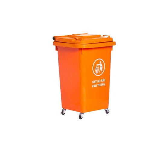 Thùng rác công cộng 45l giá rẻ