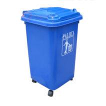 Thùng rác công cộng 50 lít giá rẻ