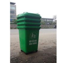 Thùng rác công cộng 60 lít giá bao nhiêu