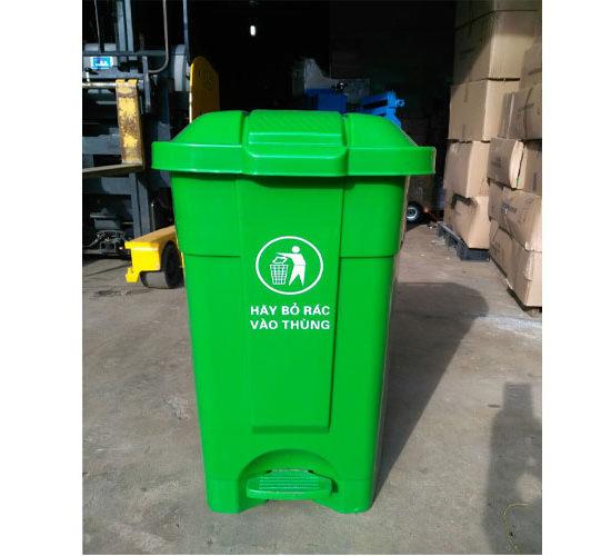 Mua thùng rác đạp chân 70 lít ở đâu
