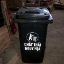 Thùng rác màu đen mua ở đâu