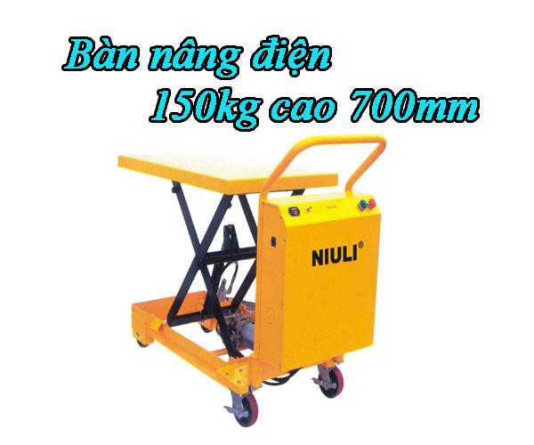 Bàn nâng điện 150kg giá bao nhiêu