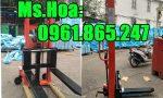 Xe nâng tay cao tại Lâm Đồng giá rẻ