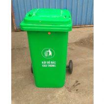 Thùng rác công nghiệp 120l giá bao nhiêu