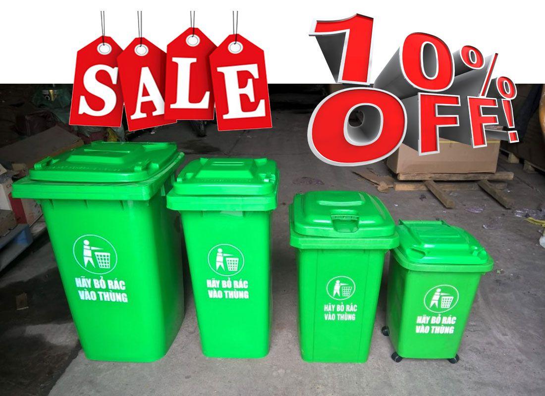 Thùng rác công cộng giá rẻ