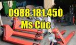 Xe nâng tay noblelift ac25 giá rẻ tại kho