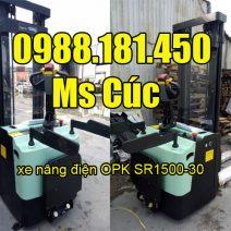 xe nâng điên OPK SR1500-30