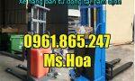 Xe nâng bán tự động tại Nam Định