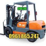 Xe nâng dầu Niuli 3 tấn