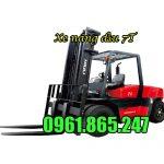 Xe nâng dầu Niuli 7 tấn