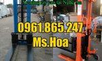 Xe nâng tay cao tại Nghệ An
