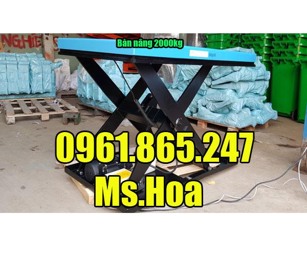Bàn nâng điện tại Thái Nguyên
