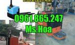 Xe nâng điện thấp tại Hà Nội