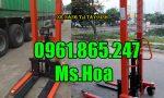 Xe nâng tay cao tại Tây Ninh